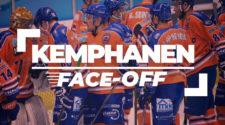 Eindhoven Kemphanen Eerste Divisie IJshockey Face-Off