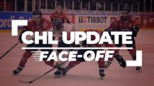 Face-Off IJshockey CHL