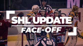 Face-Off IJshockey SHL