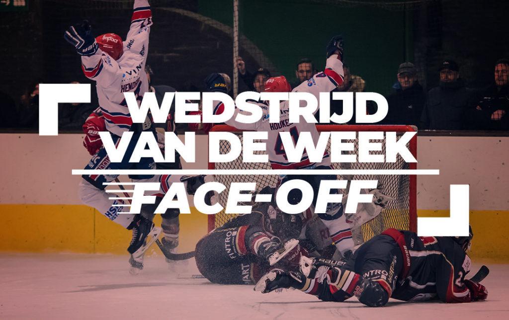 Wedstrijd van de Week Face-Off IJshockey BeNe League