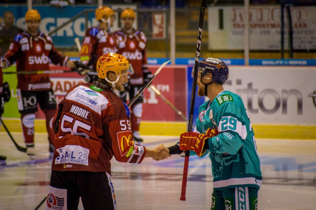 Fischtown Pinguins Düsseldorfer EG Thialf Icehockey Cup