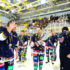BeNe League IJshockey Face-Off Luik Bulldogs