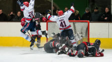 BeNe League IJshockey Face-Off AHOUD Devils Nijmegen