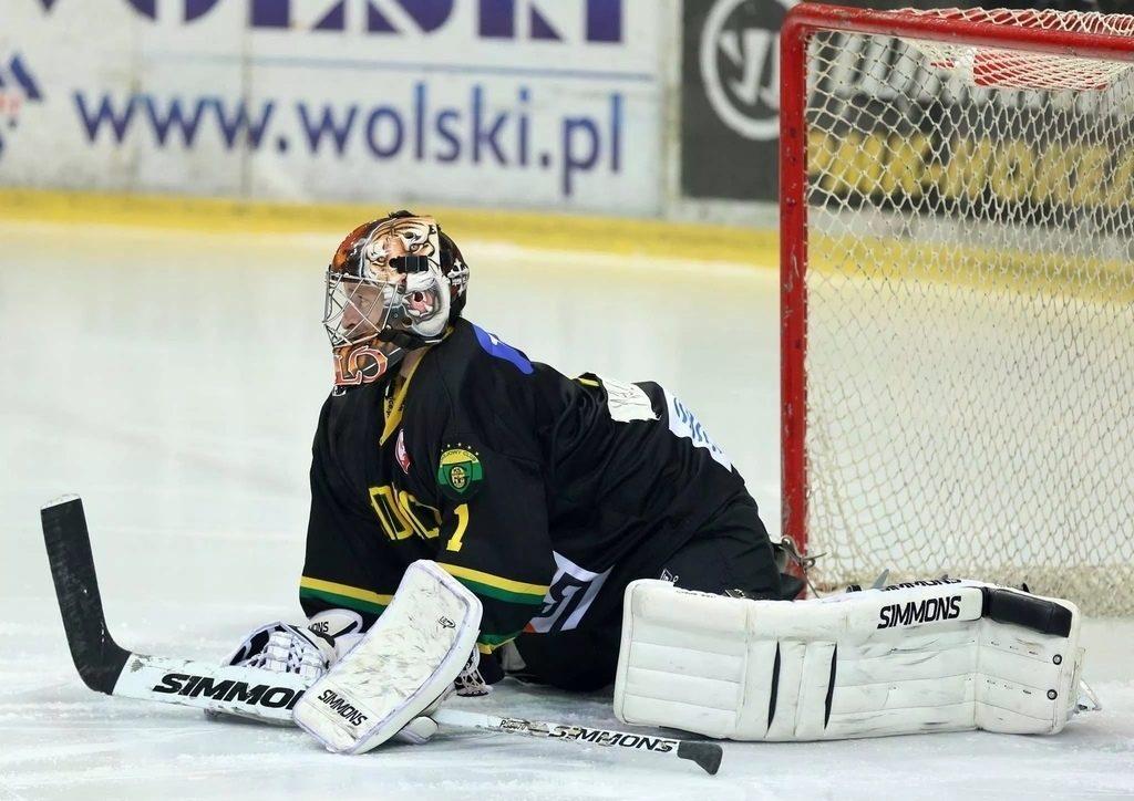 Ryan Malinowski Chiefs Leuven BeNe League IJshockey Face-Off