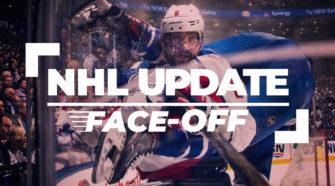 Face-Off IJshockey NHL