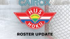 CAIROX HIJS Hokij IJshockey Face-Off BeNe League