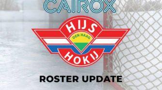 CAIROX HIJS Hokij IJshockey Face-Off BeNe League