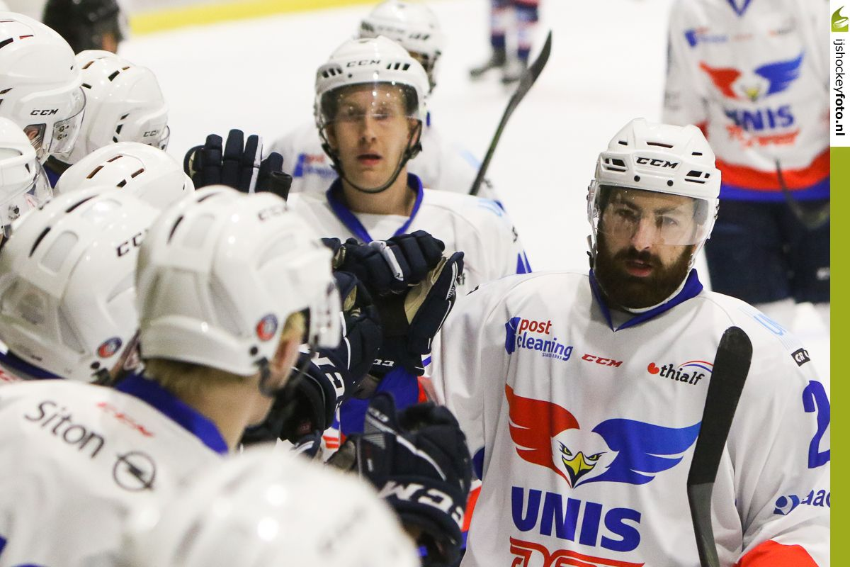 Devils Flyers BeNe League IJshockey