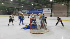 Turnhout Tigers Mechelen Golden Sharks IJshockey Face-OFf