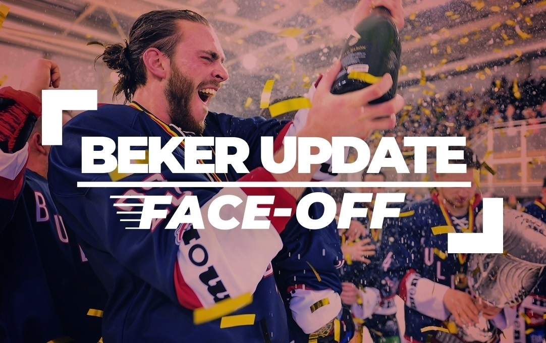 Face-Off IJshockey Beker