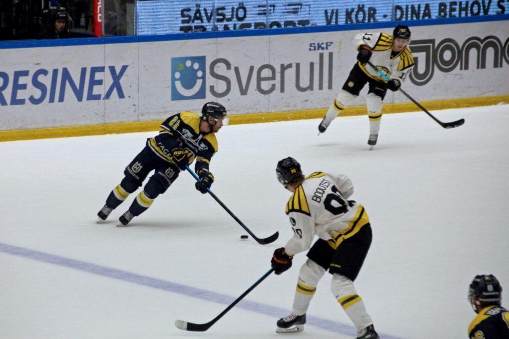 Mattias Tedenby - HV71