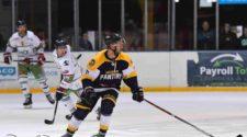Cas Staps Mechelen Golden Sharks IJshockey