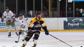 Cas Staps Mechelen Golden Sharks IJshockey