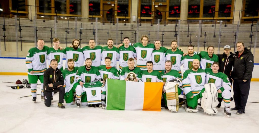 Ierland IJshockey
