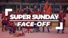 Super Sunday IJshockey Jeugd 2018