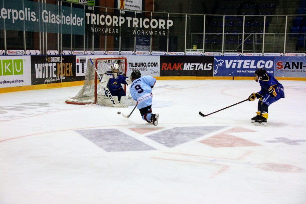 Trappers U12 HIJS Hokij U12 Super Sunday IJshockey