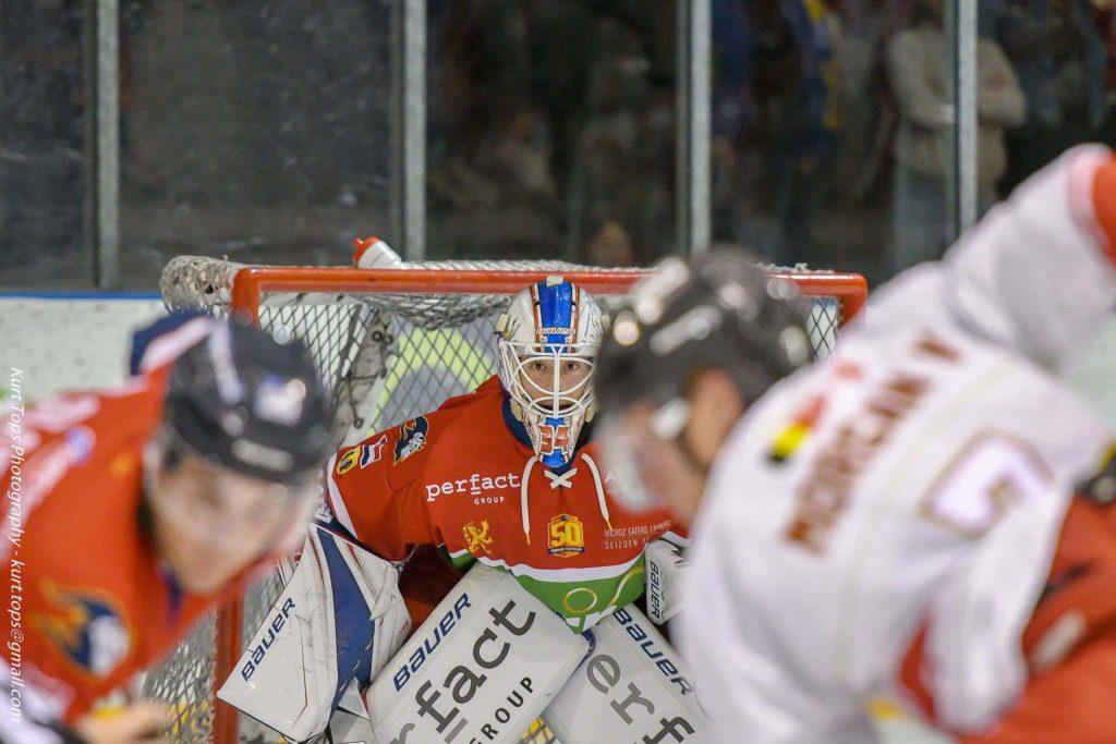 Microz Eaters Geleen Herentals IJshockey