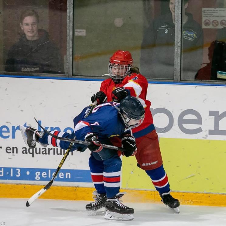 Abigail Liska Nederland U18