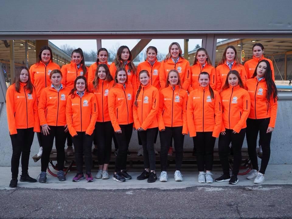 Nederland U18 Dames