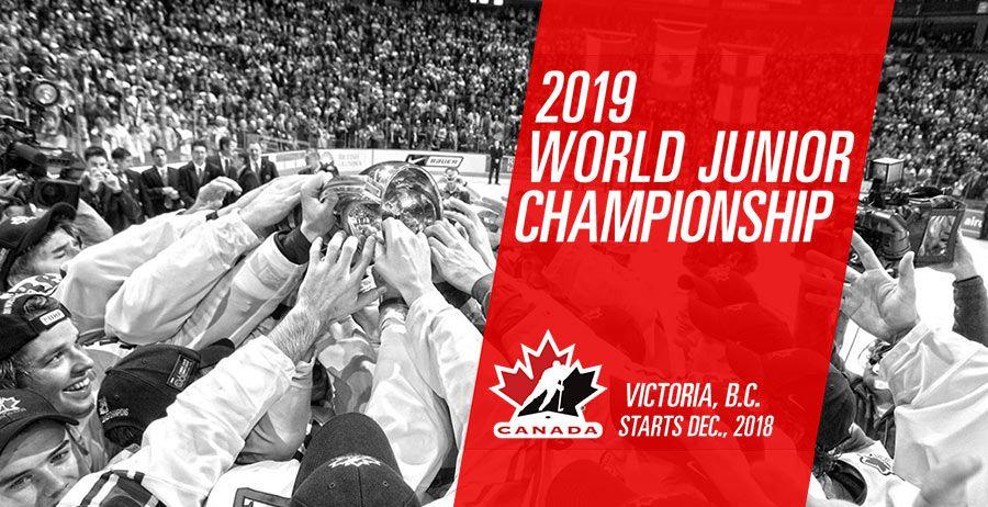 Banner U20 WK Canada