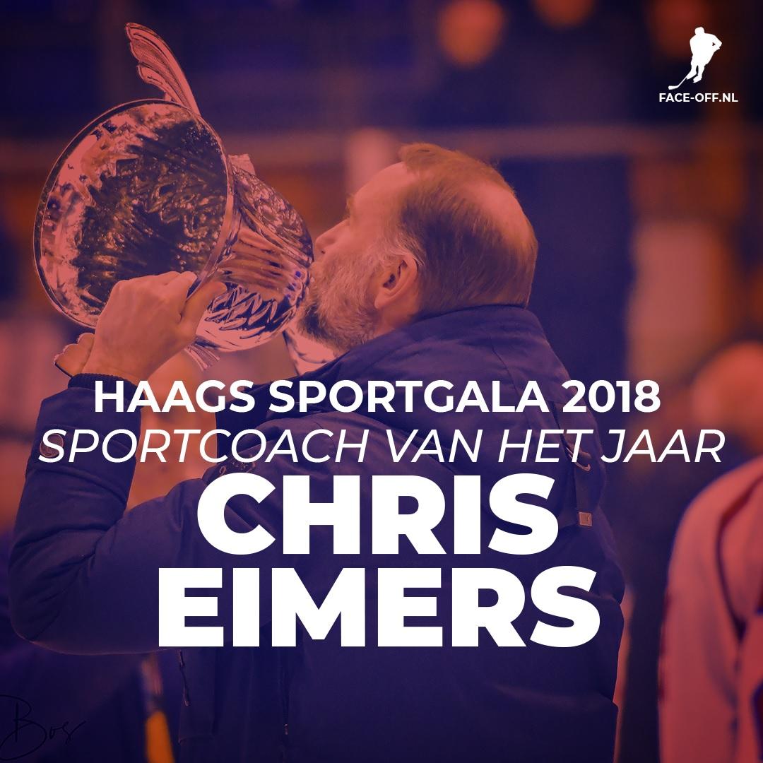 Chris Eimers HIJS Hokij Den Haag