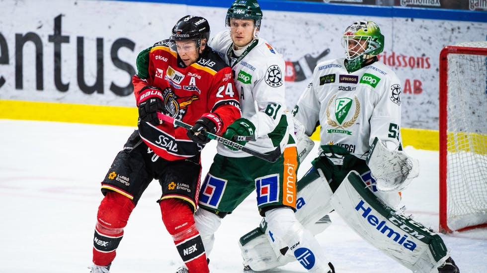 Markus Svensson - Färjestad BK