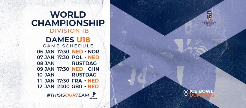 Nederland U18 Dumfries