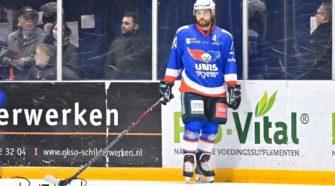 Trevor Hunt Unis Flyers Heerenveen