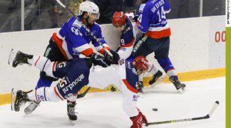 UNIS Flyers Heerenveen AHOUD Devils Nijmegen