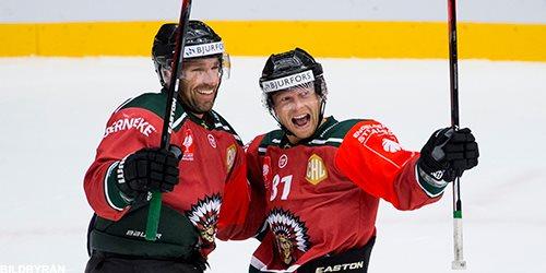 Joel Lundqvist en Ryan Lasch