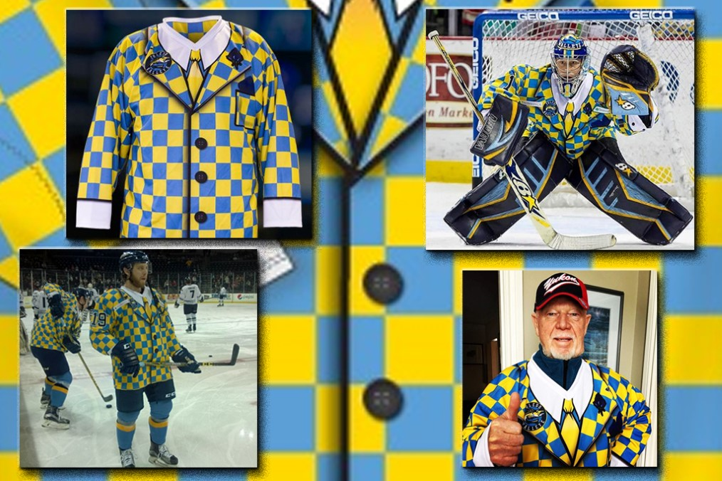 Toledo Walleye - Don Cherry