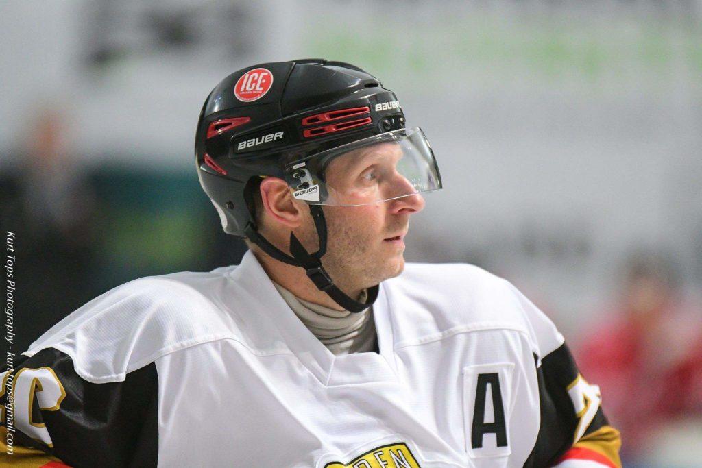Marek ZIarny Mechelen Golden Sharks
