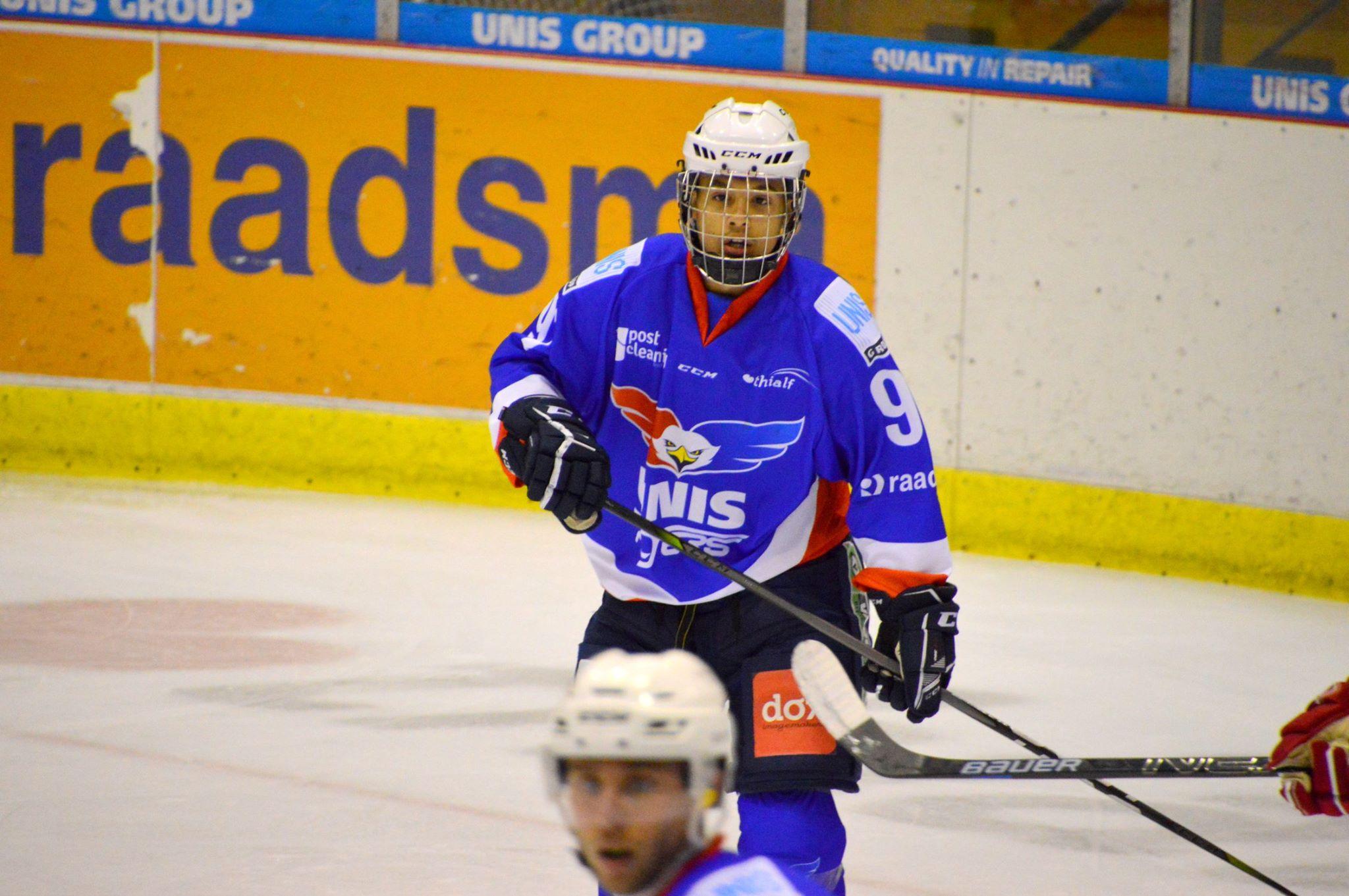 Ernesto Klem Nederland U18