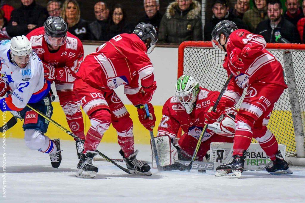 ERA Renomar HYC UNIS Flyers Heerenveen