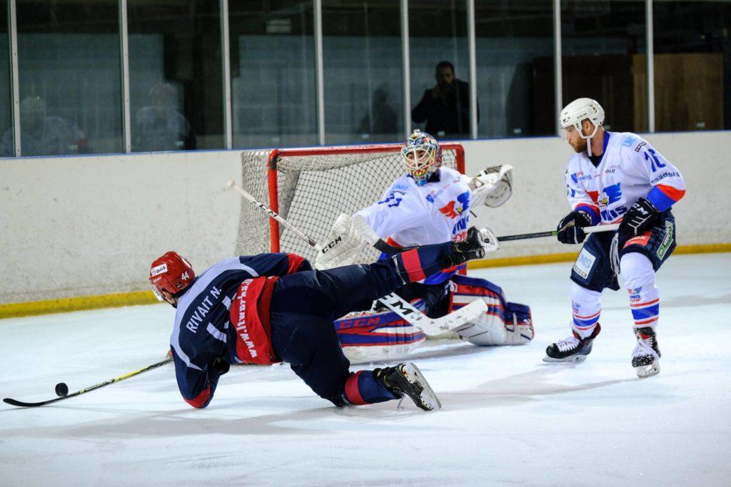 Luik Bulldogs UNIS Flyers Heerenveen