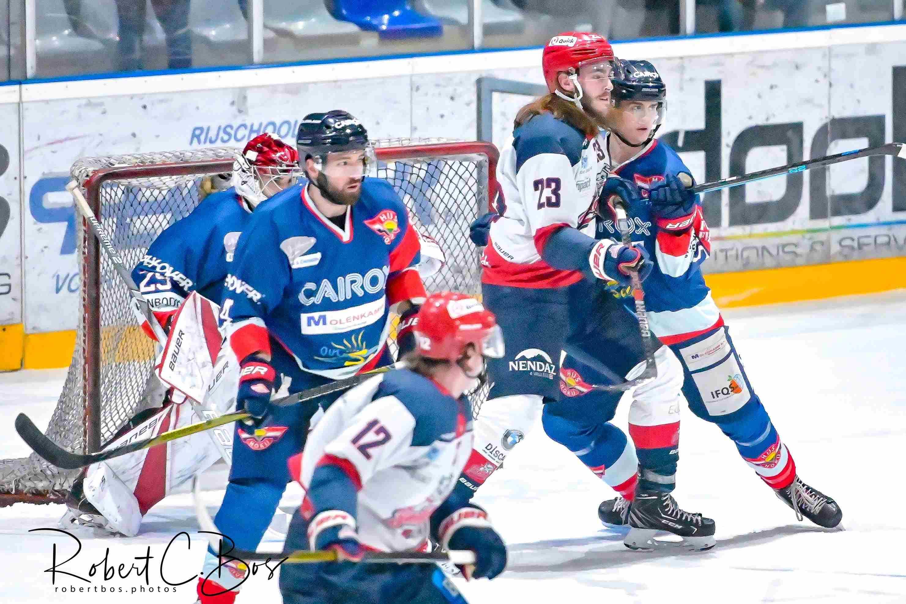Luik Bulldogs CAIROX HIJS Hokij