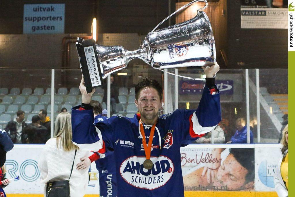 Ritchie van Hulten AHOUD Devils Nijmegen