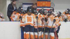 Myrthe Martens Amy-Lynn Moors Nederland U18 Dames