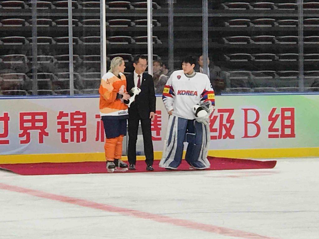 Oranje Dames Peking