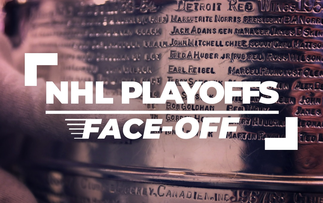 NHL PlayOffs Face-Off Dallas
