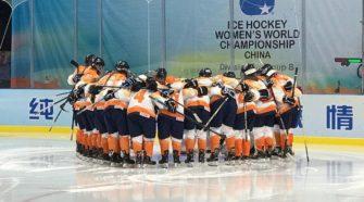 Oranje Dames WK Peking