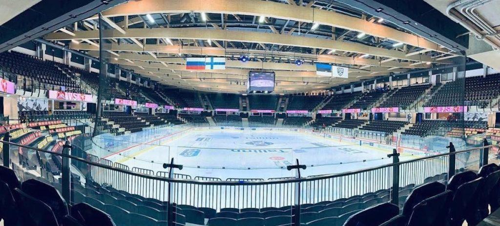 Tondiraba Ice Hall, WK Division 1B Estland