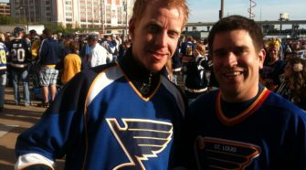 Gerard Bos St. Louis Blues