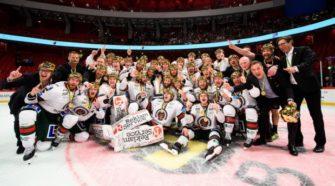 Frölunda Indians, Zweeds kampioen 2019