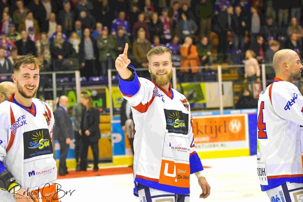 Thomas Roosendaal CAIROX HIJS Hokij IJshockey