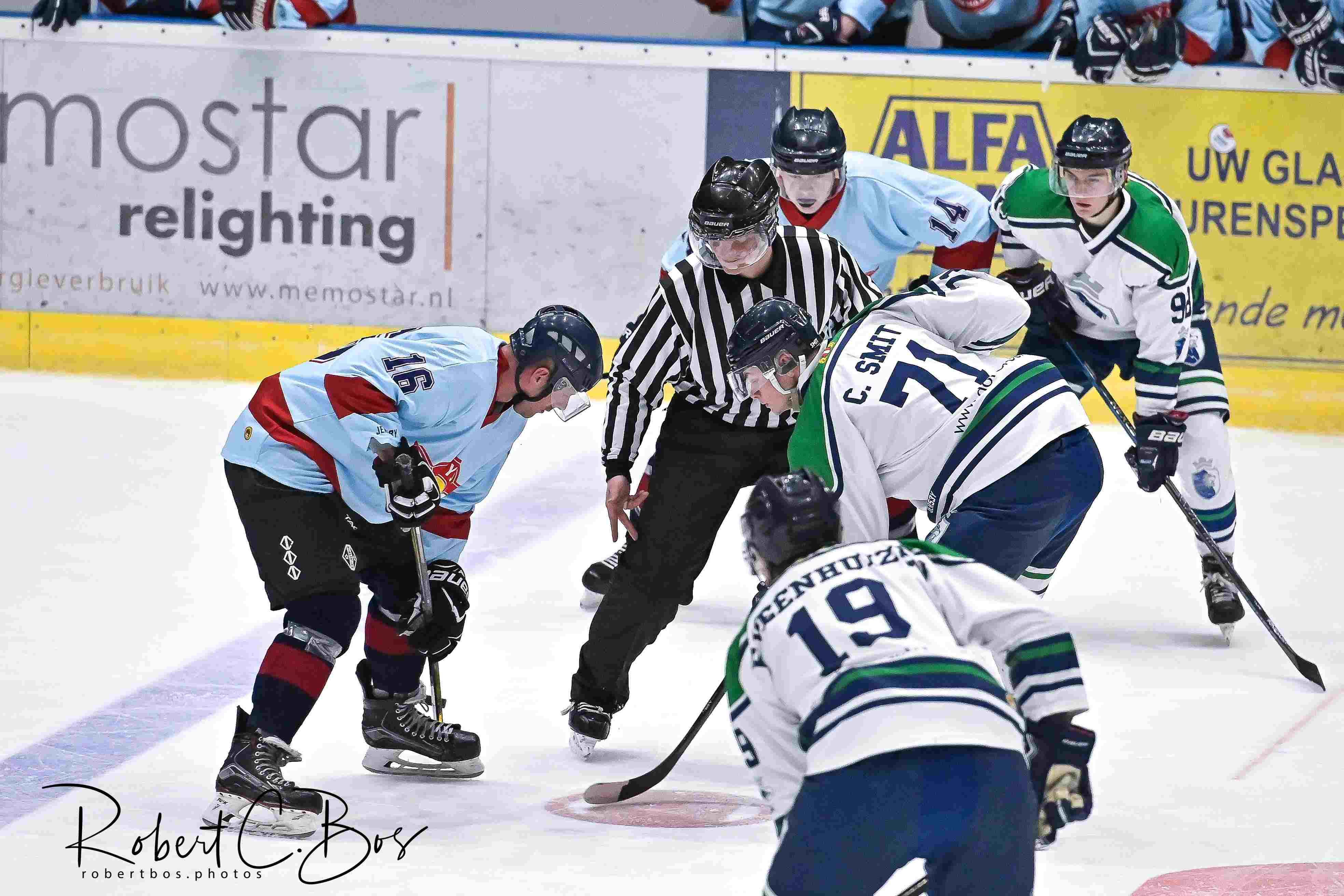Eerste Divisie Ijshockey