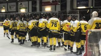 UNIS Flyers Heerenveen IJshockey