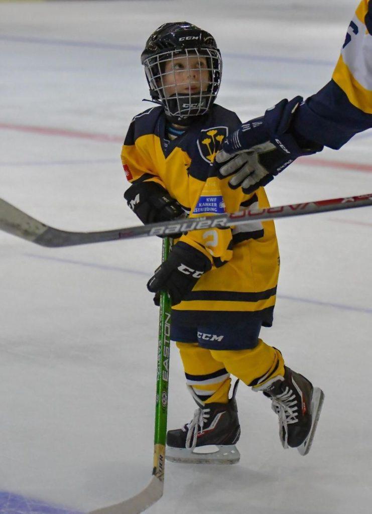 Stef Aanen Zoetermeer Panters IJshockey