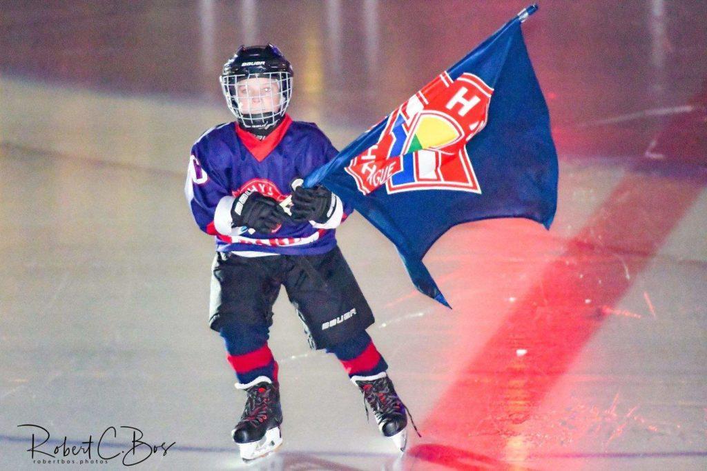 Meerle Hilversum IJshockey