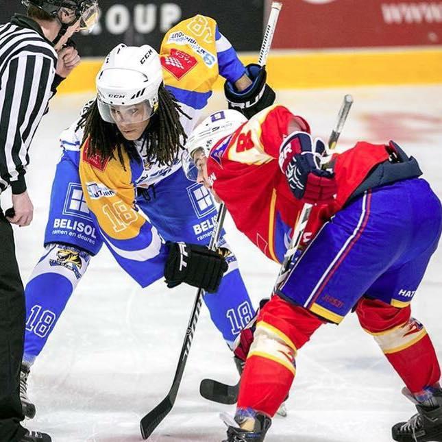 Jared Henderson Zoetermeer Panters IJshockey